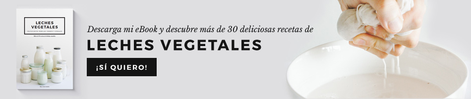eBook Leches Vegetales